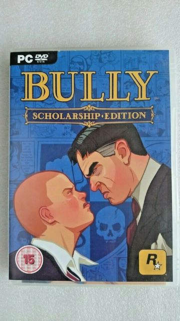 Bully: Scholarship Edition (PC Windows, 2008)
